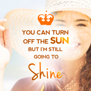 Go Shine Girl!